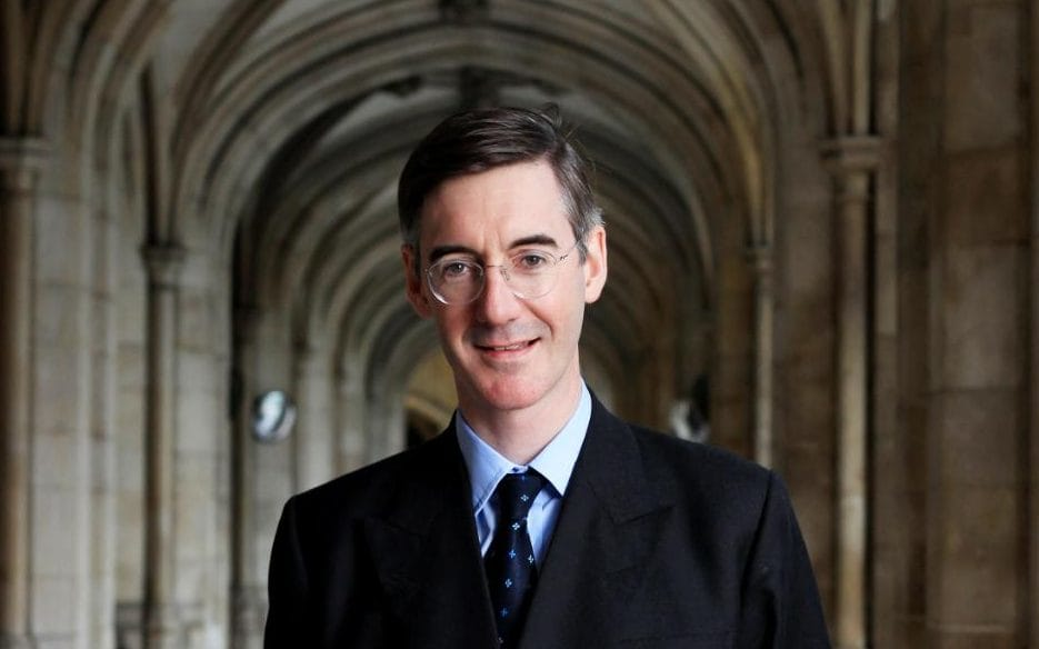 Doing a Rees Mogg